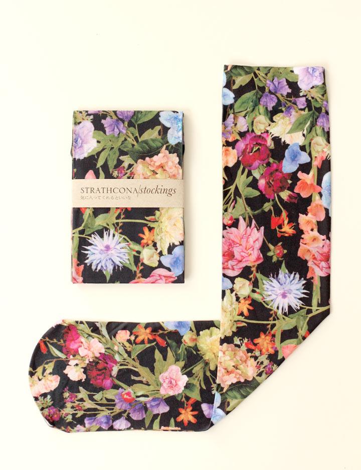 Black-floral-pack