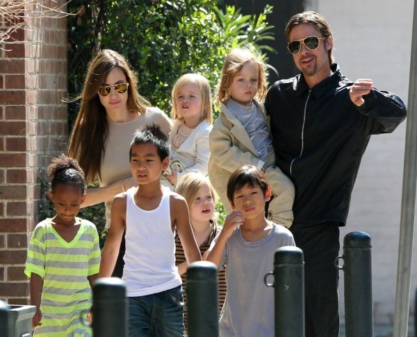 Brad-Pitt-Angelina-Jolie-and-all-six-kids-Getty-Images