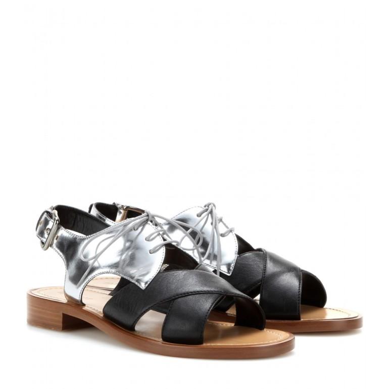 P00089806-Aviator-leather-sandals--STANDARD