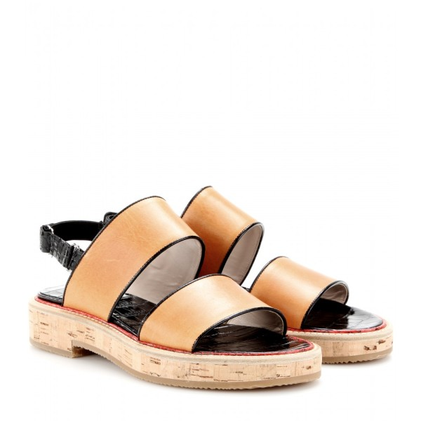 P00093982-Leather-sandals--STANDARD