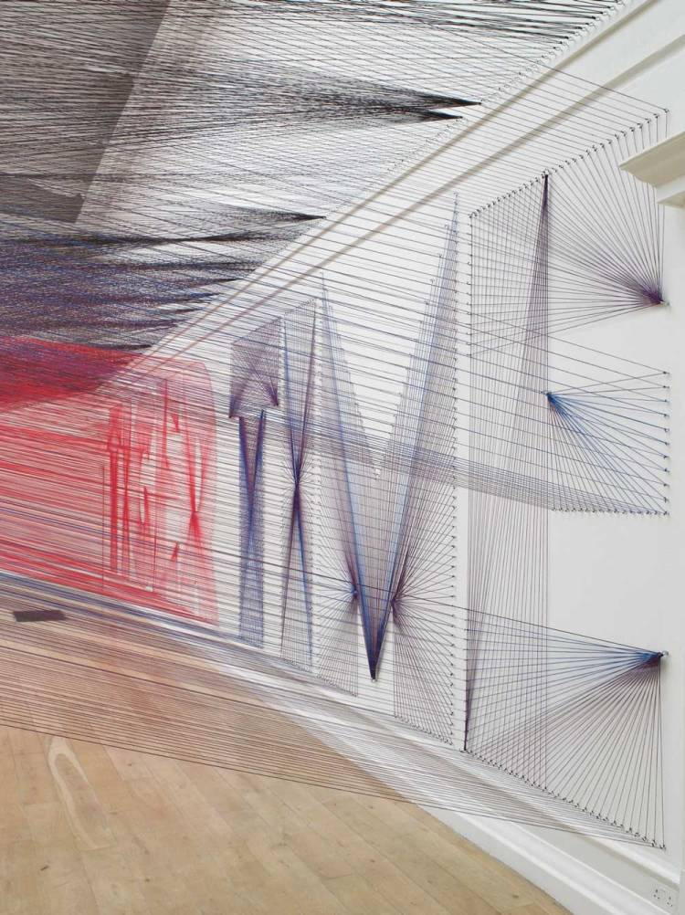 Artists-Insomnia-Leads-to-Large-Scale-Thread-Installation-Yellowtrace