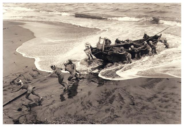 Grounding a Longboat